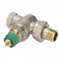 """Coude pour corps droit RA-DV 15 dynamic valve 1/2"""" (15/21)"""