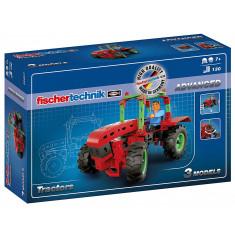 Jeu de construction Avancé fischertechnik Tractors (+7 ans)