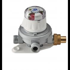 Inverseur automatique butane avec indicateur 2,6kg/h - 0,5b - à souder 12 - Favex