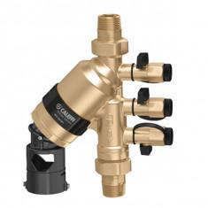 """Disconnecteur à zone de pression réduite contrôlable horizontal et vertical - Ø1/2"""" (15/21) - PN10 - Sferaco"""
