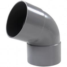 Coude PVC 67°30 Femelle/Femelle DISPONIBLE en 6 MODÈLES  - First Plast