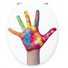 Abattant WC DECO Bois Kid Colors - Wirquin Pro 20718770