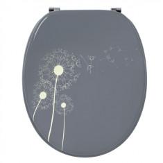 Abattant WC DECO Bois pissenlit- Wirquin Pro 20720372
