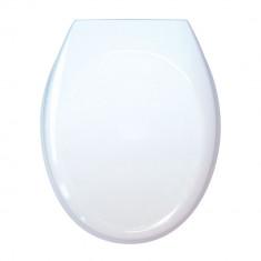 Abattant wc Tissot blanc Thermodur descente assistée