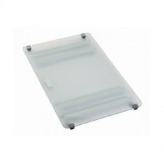 Planche à découper coulissante en verre - Franke 092579
