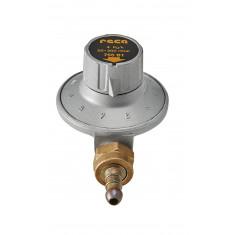 Détendeur basse pression - 10 positions - 4kg/h - éc. bouteille/tétine - Favex