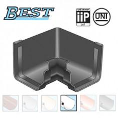 Angle intérieur 90° PVC BEST carré