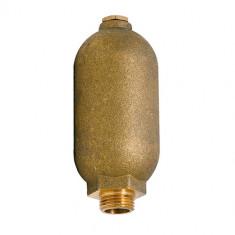 """Anti-bélier pneumatique laiton Mâle 3/4"""" (20/27) - Ø51mm - Hauteur 120mm"""