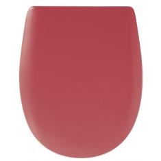 Abattant WC Ariane Cayenne mat - descente manuelle et déclipsable - Olfa