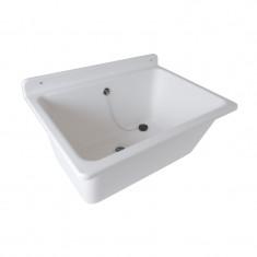 Bac à laver Nicoll 610x455x285mm pour fixation murale