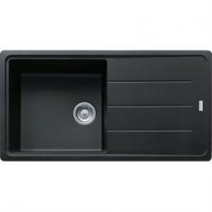 Évier Basis Fraganit BFG611XL - Onyx - 970x500 mm - Sous-meuble 60 cm - Franke