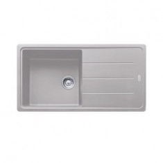 Évier Basis Fraganit BFG611XL - Platinum - 970x500 mm - Sous-meuble 60 cm - Franke