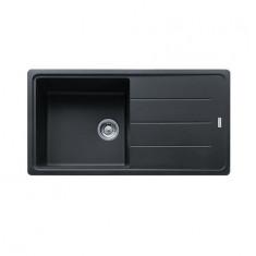 Évier Basis Fraganit BFG611XL - Graphite - 970x500 mm - Sous-meuble 60 cm - Franke
