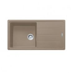 Évier Basis Fraganit BFG611XL - Oyster - 970x500 mm - Sous-meuble 60 cm - Franke