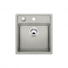 Evier à encastrer BLANCO DALAGO 45 gris perle - Vidage automatique