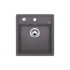 Evier à encastrer BLANCO DALAGO 45 gris rocher - Vidage automatique