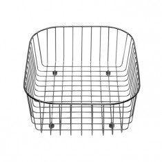 Panier à vaisselle inox pour évier DALAGO 45