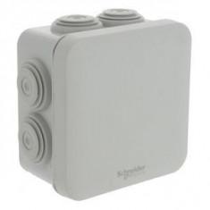 Boîte de dérivation Mureva Box carrée 65x65x45mm - IP55 - ENN05002