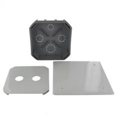 Boite dérivation complète à sceller 150x150x40mm - BLM 651515
