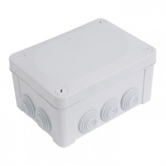 Boite dérivation étanche OPTIBOX tétines IP55 175x150x80mm