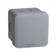 Boîte de dérivation IP 55 - 80 x 80 x 45 mm - Mureva Box ENN05084