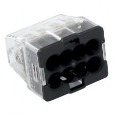 50 Bornes de connexion 8 fils 1 à 2.5mm²