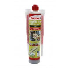 Cheville laiton taraudage M6 - Boîte de 100 - Fischer 26426