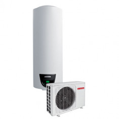 Chauffe-Eau Thermodynamique + PAC mural 200L NUOS Split - Ariston