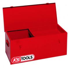 Coffre de chantier avec plateau KS Tools