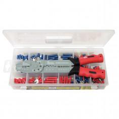 Coffret de pinces à sertir standard pour cosses pré-isolées - 271 pcs KS Tools 115.1230
