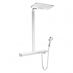 Colonne Showerpipe Rainmaker Select 420 2jet - Hansgrohe 27168400