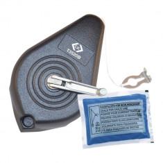 Cordeau à tracer rechargeable 30 mètres + 60 g de craie bleue - C.K. T3520B