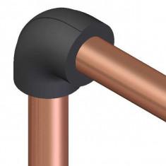 Coude isolant K-FLEX STR pour réseaux ACIER et CUIVRE - épaisseur 19mm