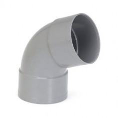 Coude PVC 67°30 Femelle/Femelle Ø125