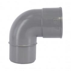 Coude PVC 87°30 Mâle/Femelle DISPONIBLE en 9 MODÈLES - First Plast