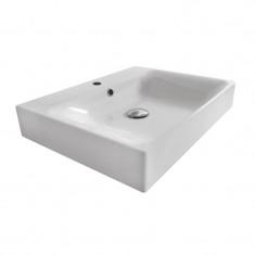 Lavabo céramique Cento 80x45cm - Ondyna WCE8045