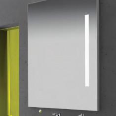 Pack Unik VICTORIA-N Family oval 1000 3 tiroirs, lavabo, miroir et applique LED