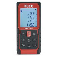 Télémètre laser ADM 60 LI avec chargeur - 60 m - Flex