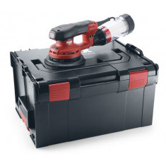 Ponceuse excentrique à moteur Brushless ORE 5-150 EC SET - Ø150mm - Flex