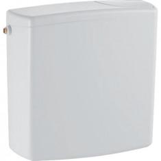 Réservoir apparent Geberit AP140, rinçage interrompable, alimentation latérale ou à l'arrière au centre : Blanc alpin - Geberit