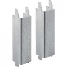 Jeu de supports de cuvettes de WC Geberit Duofix avec petite surface d'appui