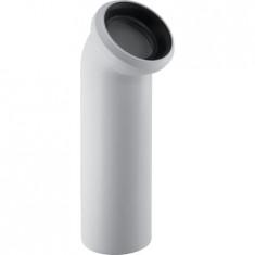 Coude de raccordement 45° WC Geberit Ø110mm - Geberit