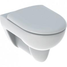 WC suspendu avec bride RENOVA avec abattant standard - Geberit