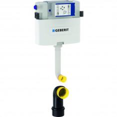 Réservoir à encastrer Geberit Omega 12 cm, 6/3 litres, hauteur de montage 106 cm - Geberit