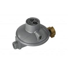 Détendeur basse pression butane 2.6kg/h 28mb - écrou bouteille/Mâle 20 - Favex