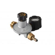Détendeur basse pression réglable propane 4kg/h - éc. bouteille/M20x150 - tétine - Favex