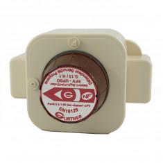 Détendeur à Sécurité gaz Propane - 8kg/h 37mbar - Mâle 20x150