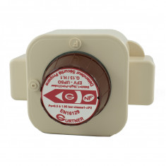 Détendeur à Sécurité gaz Propane - 8kg/h 50mbar - Mâle 20x150