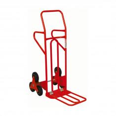 Diable spécial escalier avec bavette repliable - 250 kg KS Tools160.0227