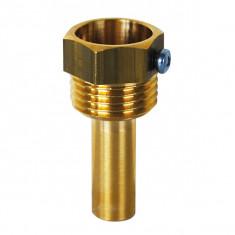 THERMADOR Soupape de sécurité NF 3 bar-100kW+manomètre-Femelle 1/2